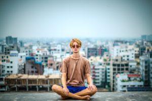 Polak medytuje, czyli wstęp do praktyki medytacji
