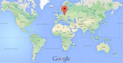 mapa kontakt piotr borwin coaching łódź